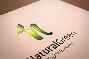 Natural Green Logo