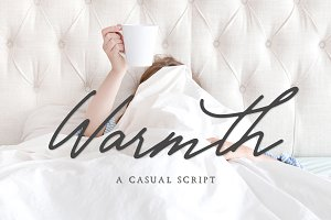 Warmth Casual Script