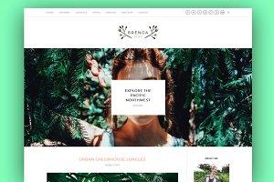 Brenda - A Feminine WP Blog Theme