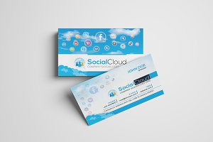 Social Media Business Card
