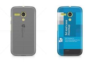 Motorola Moto G 3d IMD Mobile Case