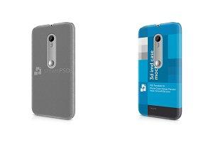Motorola Moto G3 3d IMD Mobile Case
