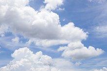 cloud and sky.