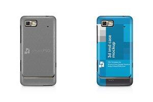 Motorola Motoluxe XT615 3d IMD Case