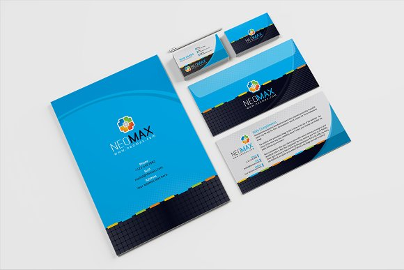 Corporate Stationery Identity