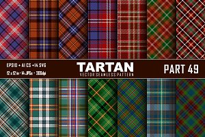 Seamless Tartan Pattern Part - 49