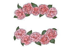 Camellia Double Composition