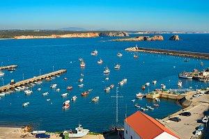 Harbor. Algarve, Portugal