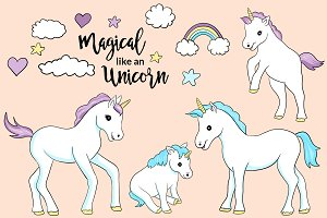 Magical like an unicorn
