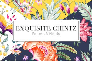 Exquisite Chintz!