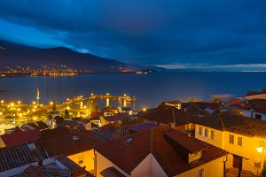 Ohrid Old Town Macedonia