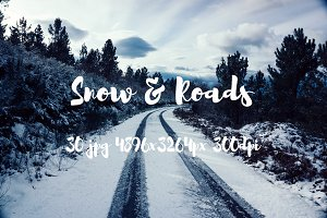 Snow and Roads