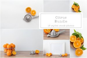 Citrus Styled Mock Up Bundle