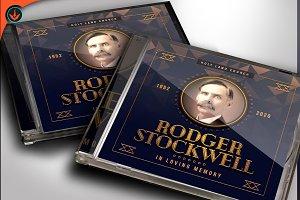 Art Deco Funeral CD DVD Artwork