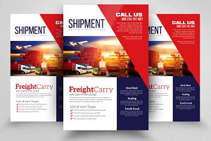 Load & Carry Freight Flyer