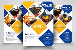 Freight Inward / Outward Flyer