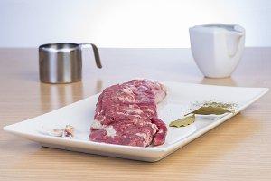 Galician beef.