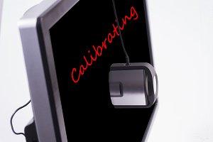 Computer monitor calibrator.