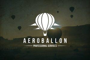 Sky Balloon Creative Logo