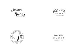 Joanna Nunez Logo