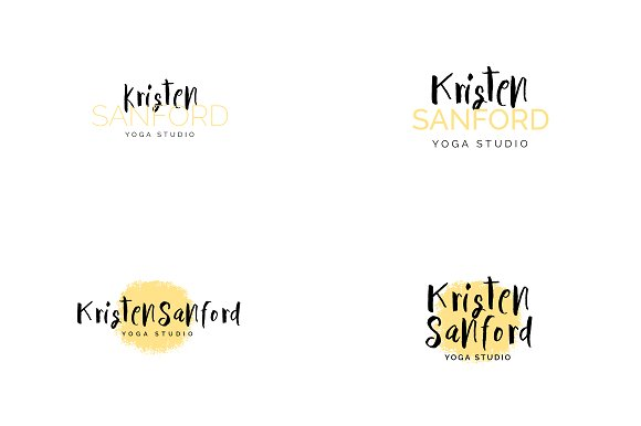 Kristen Sanford Logo