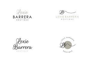 Lexie Barrera Logo
