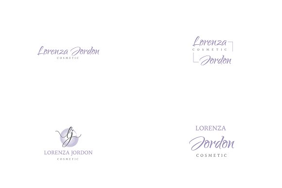Lorenza Jordon Logo