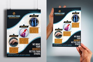 Corporate Flyer Template New