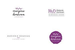 Marjorie Donovan Logo
