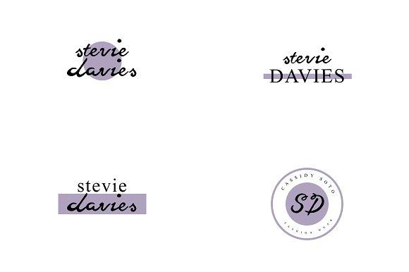 Stevie Davies Logo