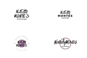 Nataly Montes Logo
