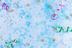 Carnival festive background