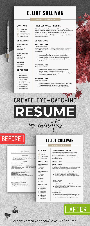 Resume design cv template ms word resume templates creative resume design cv template ms word resumes yelopaper Images