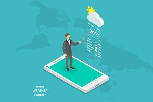 Weather forecast online