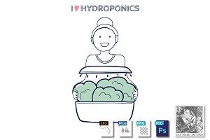 I love hydroponics