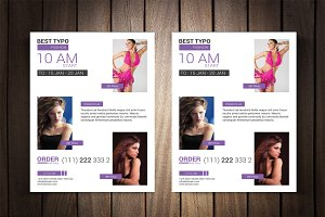 Fashion Shop Flyer