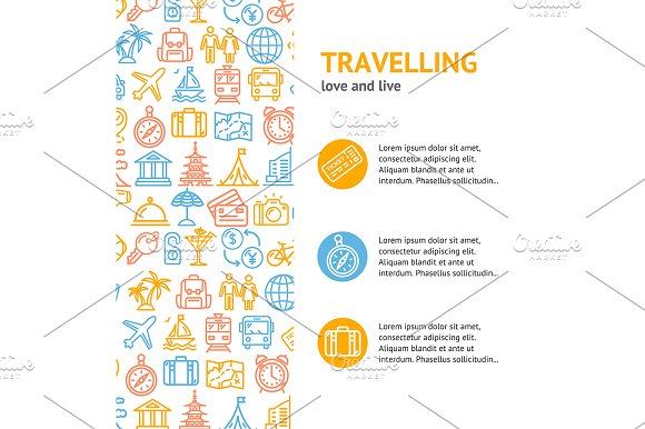 Travel and Tourism Banner