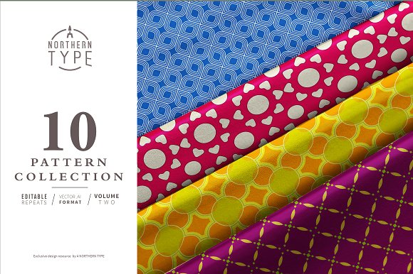 Pattern Collection Volume Two in Graphics