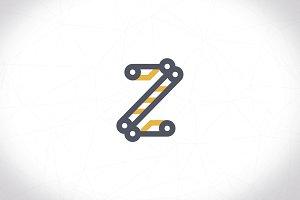 Zero Studio Letter Z Logo