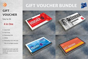 Gift Voucher Bundle