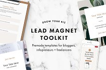 New! Lead Magnet Toolkit Bundle by Mike & Brittni in Email