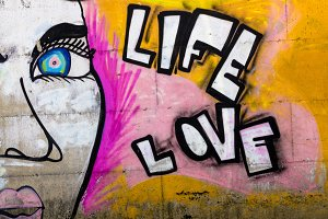 Graffiti Life and Love
