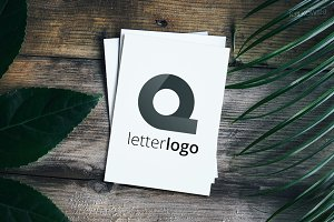 Letter Q Vector  Logo Set