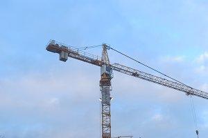 Crane construction 2