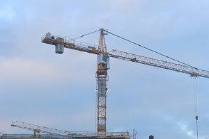 Crane construction 1