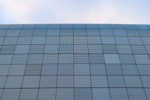 Openwork steel wall 2