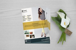 Professional Photography Flyer V720