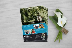 Photography Studio Flyer V721