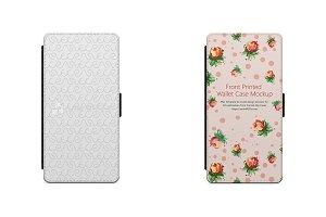 Huawei P10 Lite 2d Wallet Mobile Cas