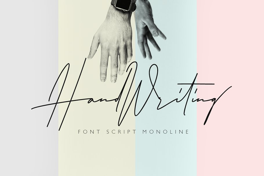 Handwritting in Handwriting Fonts - product preview 8